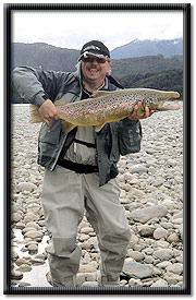 Large Atlantic salmon - Jorgen Stenberg