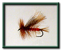 Stimulator Fly Pattern
