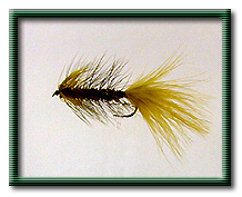 woolly bugger fly pattern